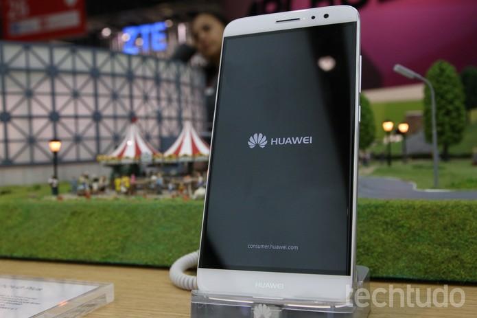 Huawei  Nova Plus (Foto: Fabrício Vitorino/TechTudo)