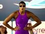 Etiene lidera semifinal e vai defender título mundial dos 50m costas