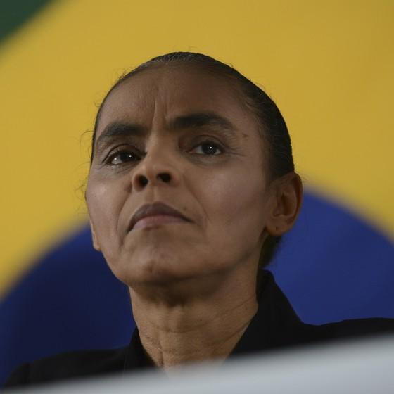 Marina Silva, ex-ministra e ex-candidata à presidência (Foto: José Cruz / Agência Brasil)