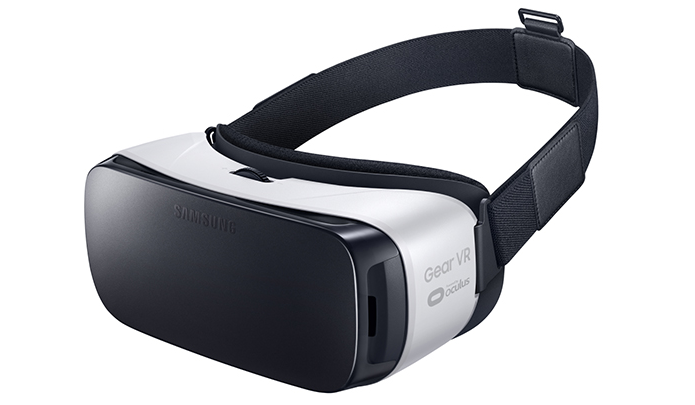Gear VR da Samsung tem preço no Brasil com óculos de realidade virtual (Foto: Divulgação/Samsung)
