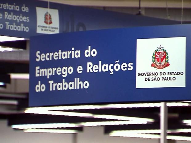 Unidade do Poupatempo em Campinas (Foto: Reprodução EPTV)