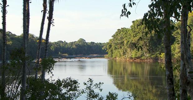 Rio Trombetas (Foto: Arquivo TG)
