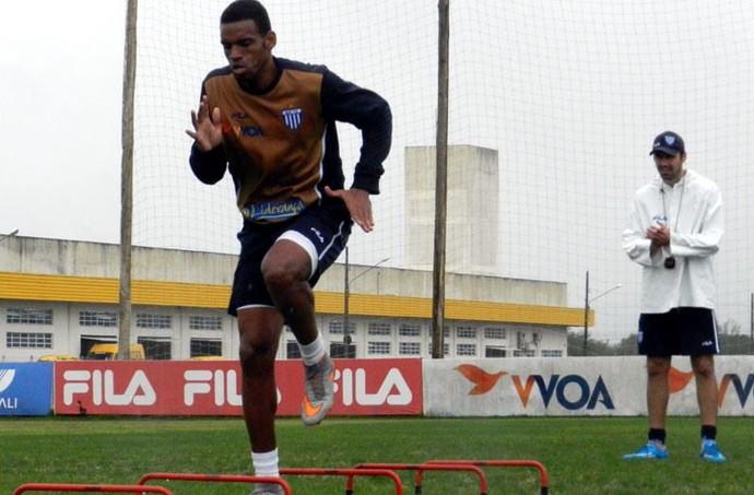Anderson Lopes Avaí (Foto: André Palma/Avaí FC)