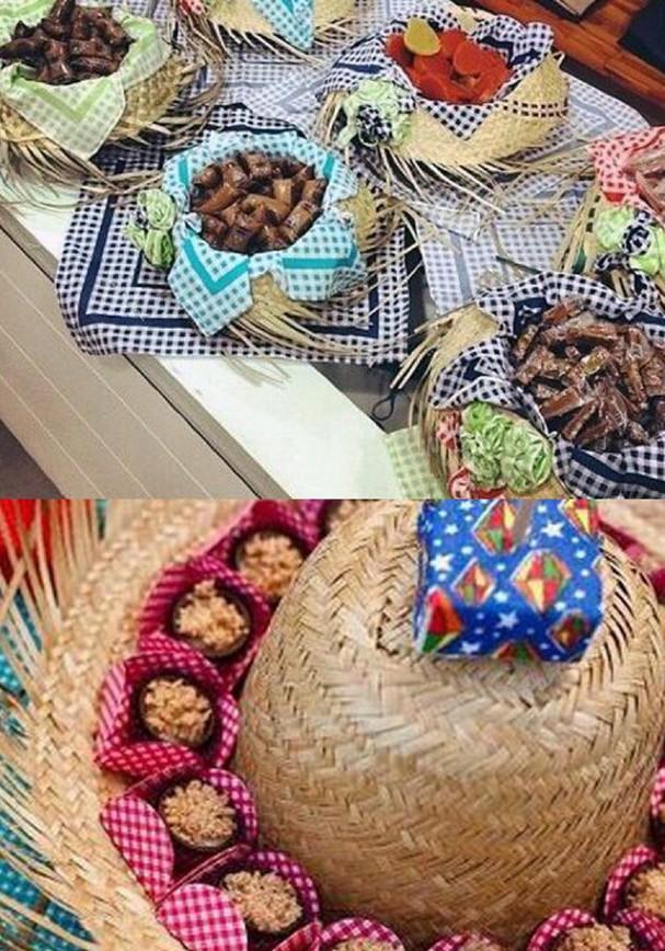 Inspirações para montar sua Festa Junina (Foto: Reprodução/Pinterest)
