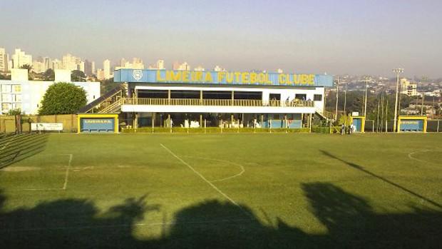 Sede do Limeira Futebol Clube (Foto: Divulgação)