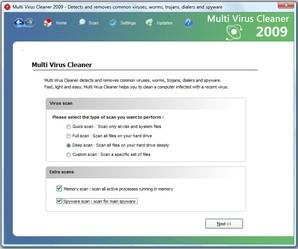 Multi Virus Cleaner
