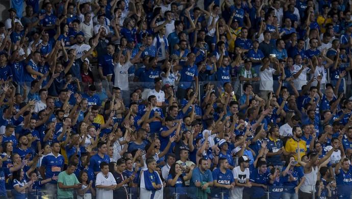 Mineirão; Cruzeiro (Foto: Washington Alves)
