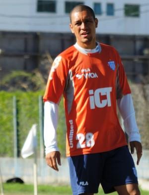 Eduardo Costa avaí (Foto: Diego Madruga)