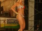 Ex-BBB Adriana exibe corpo sarado em foto de quando tinha 17 anos