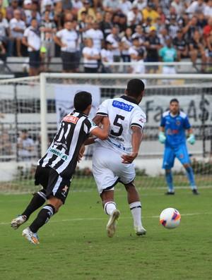 ASA x Botafogo-PB, em Arapiraca (Foto: Valdeir Gois/Arquivo Pessoal)