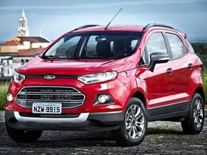 Ford EcoSport FreeStyle (Foto: Divulgação)