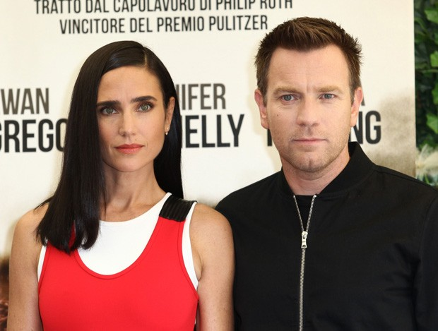 Jennifer Connelly e Ewan McGregor (Foto: AKM-GSI)