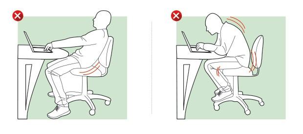 Usando o computador  (Foto: Editora Globo)