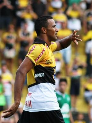 Serginho Criciúma x Chapecoense (Foto: Fernando Ribeiro/Criciúma EC)
