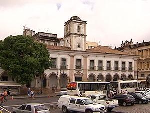 Câmara de Vereadores Salvador (Foto: Reprodução/TV Bahia)