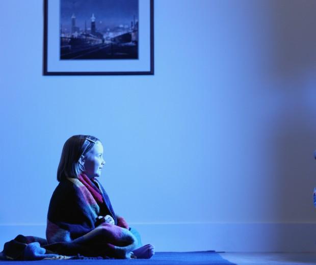 televisão criança tv tela  (Foto: thinkstock)