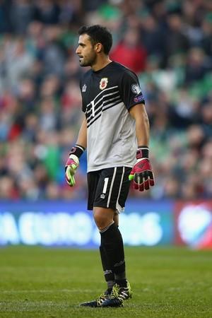 Jordan Perez, Irlanda x Gibraltar (Foto: Getty Images)