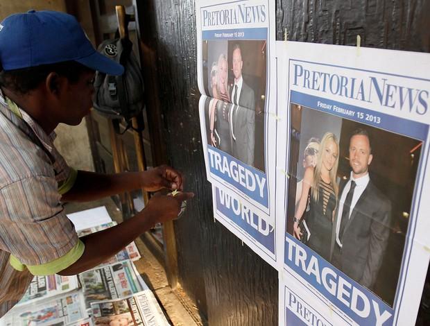 oscar pistorius indiciamento (Foto: Reuters)