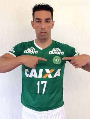 Serginho, líbero do Cruzeiro (Foto: Divulgação / Cruzeiro)