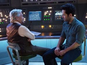 Paul Rudd e Michel Douglas em 'Homem-Formiga' (Foto: Divulgação/Marvel)