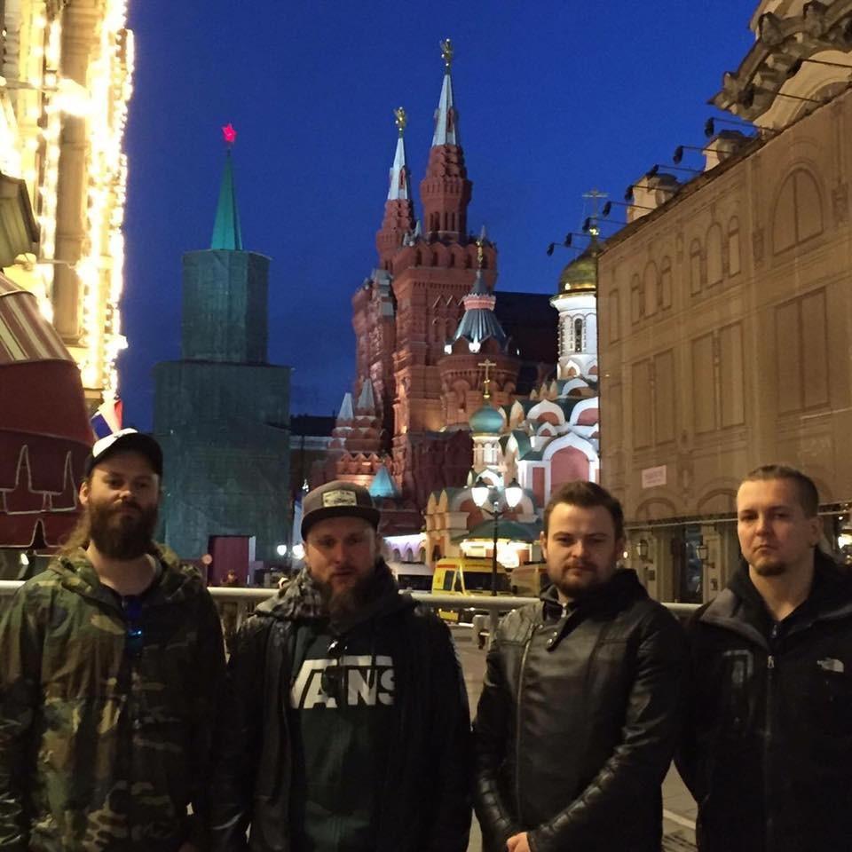 Músicos poloneses do Decapitated (Foto: divulgação)