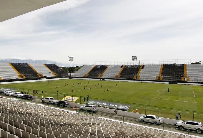 Arena, Botafogo, Ilha (Foto: Vitor Silva/SSPress/Botafogo)