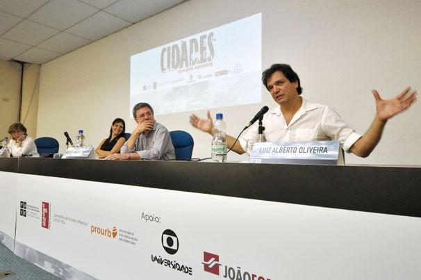 Luiz Alberto Oliveira (Foto: Renato Velasco)