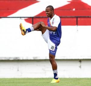 Emerson Santos Santa Cruz (Foto: Aldo Carneiro / Pernambuco Press)