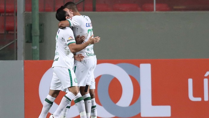 América-MG x Chapecoense Lucas Gomes gol (Foto: Futura Press)