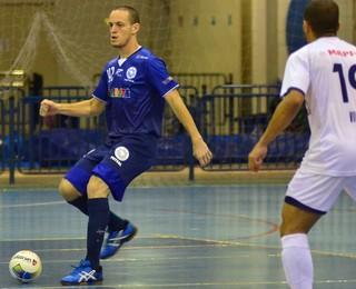 Fixo Ferrugem Taubaté Futsal (Foto: Jonas Barbetta/Top 10 Comunicação)