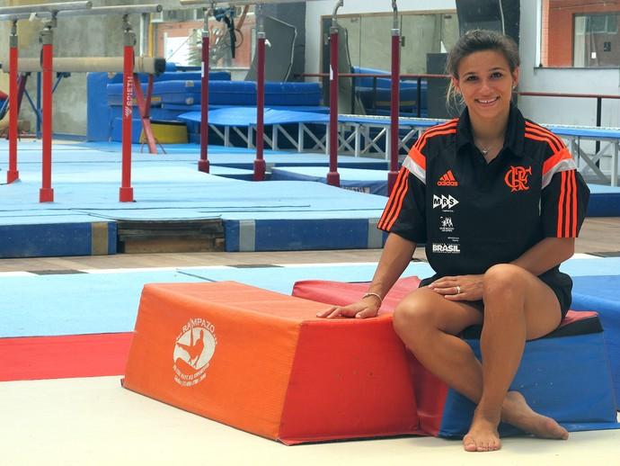Jade vê renovação na ginástica e já projeta 2016