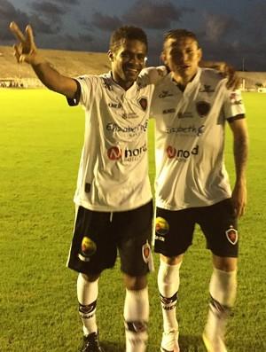Botafogo-PB x Auto Esporte (Foto: Divulgação/BFC)