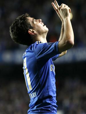 Oscar Chelsea (Foto: AP)