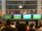 Shopping promove campeonato de  futebol virtual entre pais e filhos