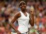 Choro, vitórias impecáveis e nona final: o romance de Venus com Wimbledon