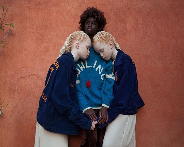 As três irmãs (Foto: Vinícus Terranova)