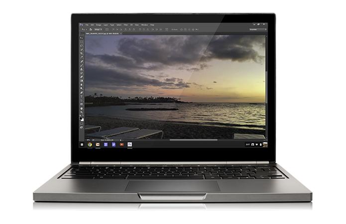Chromebooks terão acesso a streaming do Photoshop em breve (Foto: Divulgação)