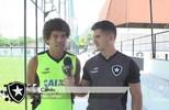 Botafogo TV - Camilo fala da expectativa para Libertadores