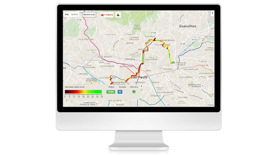 Scipopulis: startup é especializada em transporte público e cidade inteligente (Foto: Reprodução)