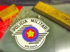 Polícia apreende tijolos de maconha e pedras de crack em Itaporanga