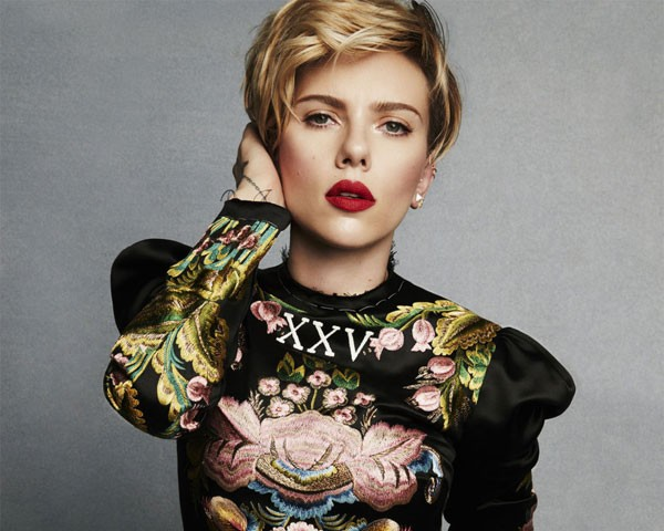 Scarlett Johansson (Foto: Marie Claire América)