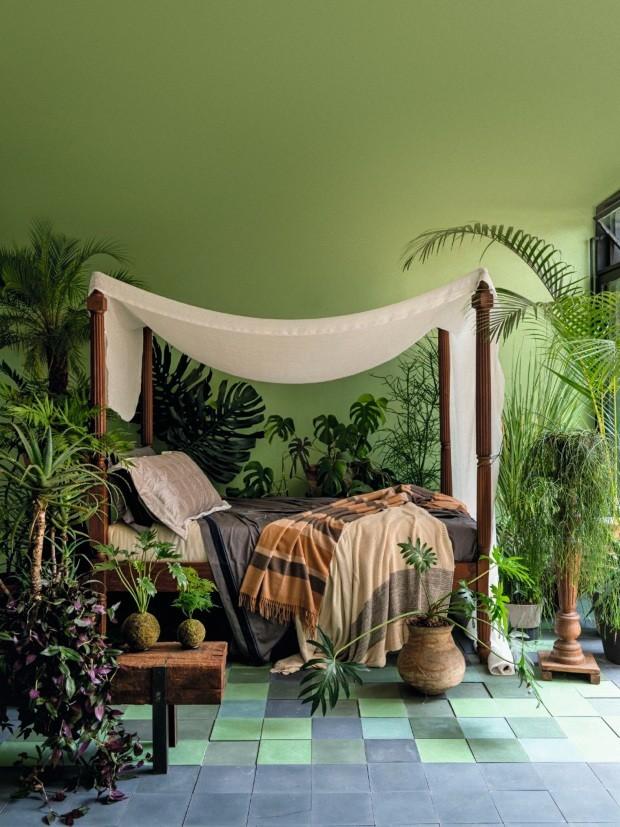 Casa Vogue de janeiro compila tendências do morar do futuro (Foto: Fran Parente)