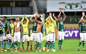 Palmeiras chega a 18 rodadas como líder e supera campanha de 2009