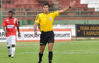 Diego Pombo Lopez vai comandar  o jogo Central x CSA pela Série D