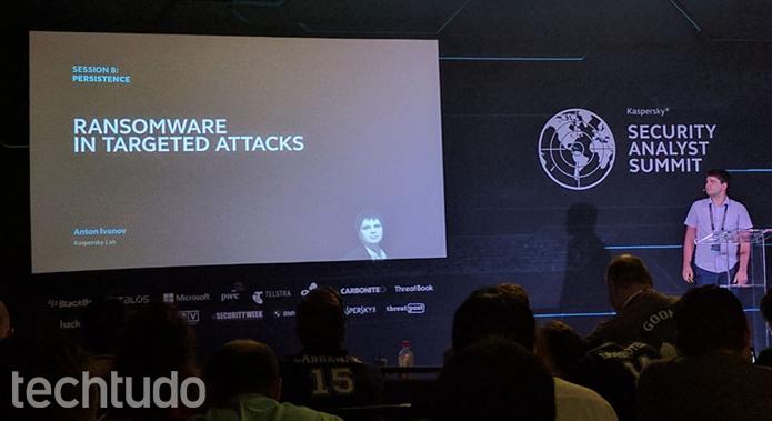 ataque ransomware (Foto: Melissa Cruz/TechTudo)