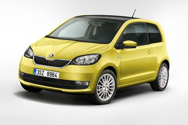 Citigo é a versão do Skoda do Volkswagen up!  (Foto: Divulgação)