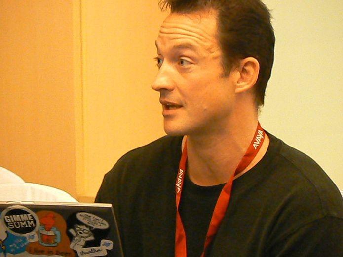 O desenvolvedor de games americano Chris Avellone, de Fallout 2, foi um dos investidores do jogo brasileiro Soul Gambler (Foto: Luna Cruz/Wikimedia Commons)