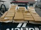 Polícia apreende 130 quilos de maconha em residência no RS
