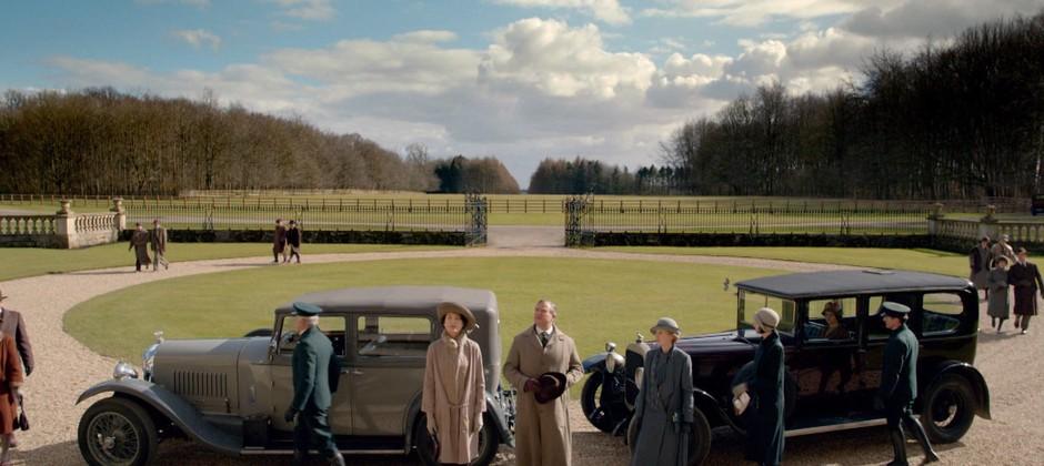Última temporada de Downton Abbey