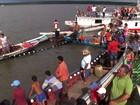 Festa celebra a abertura da pesca do mapará, peixe apreciado no PA